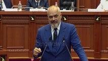 Ora News - Hajdari-Ramës: Je i lodhur, të iku koha. Kryeministri: Je e freskët, s'të ka ardhur koha