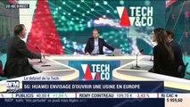 Le debrief de la Tech: 5G, Huawei envisage d'ouvrir une usine en Europe - 18/12