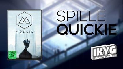 Mosaic - Spiele-Quickie