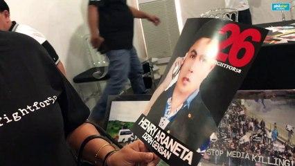 Wife of slain journalist fears for safety despite favorable Ampatuan massacre verdict