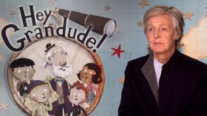 "Paul McCartney parle de ""La grande boussole"""