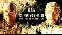 Das Survival-Duo  Zwei Männer, ein Ziel - in Regenwald