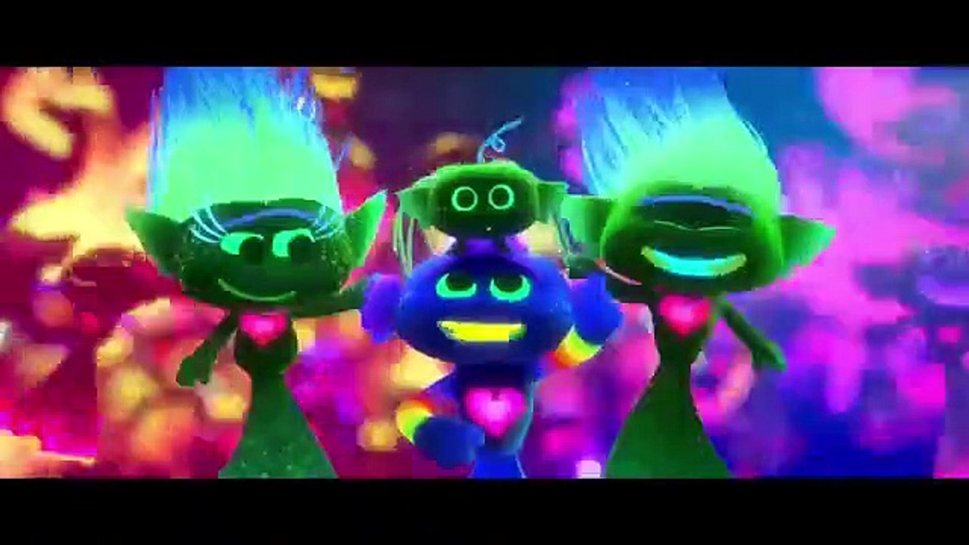 TROLLS 2 Trailer - 2 (NEW 2020) Trolls World Tour, Animation Movie HD