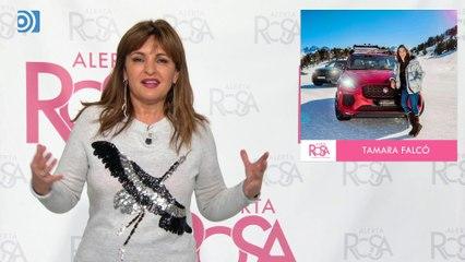 Alerta Rosa: Tamara Falcó protagonizará el primer spot de 2020