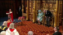 Queen sets out government's priorities for the next 5 years