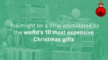 World's 10 Most Expensive Christmas Gifts