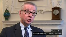 Michael Gove reaffirms government's opposition to 'IndyRef2'