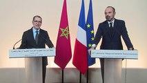14e rencontre de haut niveau France-Maroc