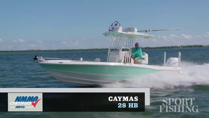 2020 Boat Buyers Guide: Caymas 28 HB