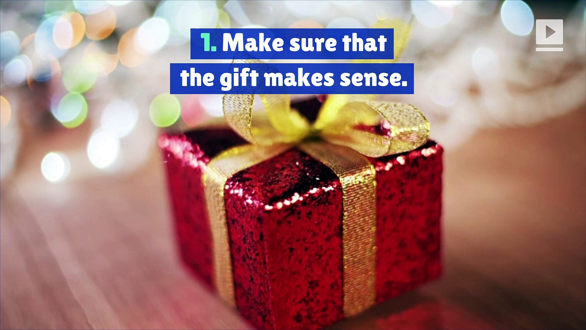 5 Simple Rules for Re-Gifting (National Re-Gifting Day)