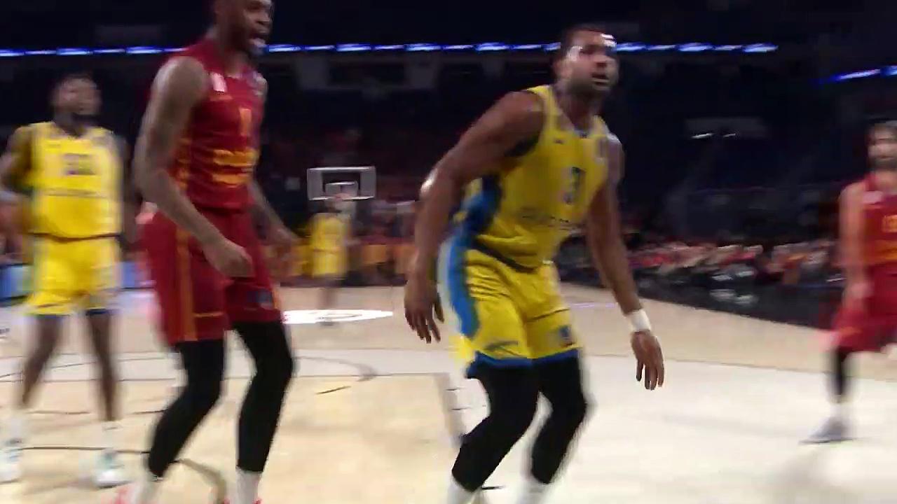 Galatasaray Doğa Sigorta 92 - 73 Asseco Arka Gdynia | Maç Özeti - EuroCup 10. Hafta