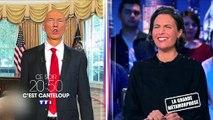 Nicolas Canteloup se métamorphose en Donald Trump sur TF1