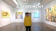 Les peintures de ce Vietnamien de 12 ans se vendent une fortune