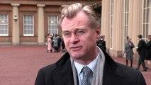 Director Christopher Nolan receives CBE