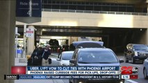 Uber, Lyft vow to cut ties with Phoenix airport