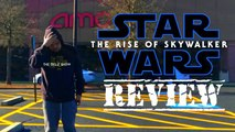 Star Wars The Rise Of Skywalker Episode 9 Movie Review -  Walking out the Theater Screening