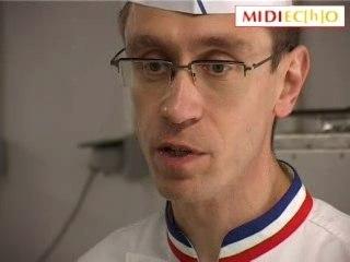 Gérard Cabiron: un Mof à l'Elysée