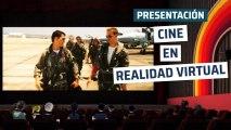 Bigscreen Cinema - Cine en Realidad Virtual