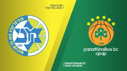 EuroLeague 2019-20 Highlights Regular Season Round 15 video: Maccabi 88-79 Panathinaikos