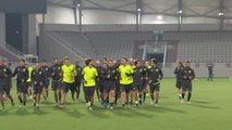 VIRAL: Football: Flamengo train ahead of Liverpool clash at Club World Cup