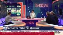 """Grève à la SNCF: l'UNSA appelle à une """"pause"""" - 19/12"""