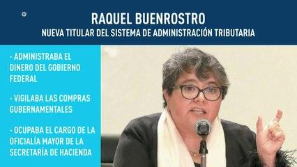 Nueva titular del SAT; reportaje El Heraldo TV ¿De quíen se trata?