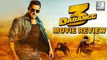 Dabangg 3 MOVIE REVIEW | Salman Khan | Sonakshi Sinha