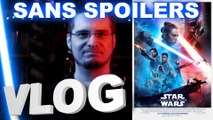 Vlog #623 - Star Wars - L'Ascension de Skywalker SANS SPOILERS