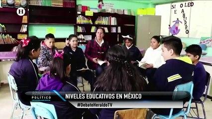 Avances de la educación en México a un año de la Cuarta Transformación