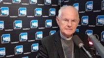 """""""À Noël, je pense à tous ceux qui sont à l'écart""""- Mgr Carré, archevêque de Montpellier"""