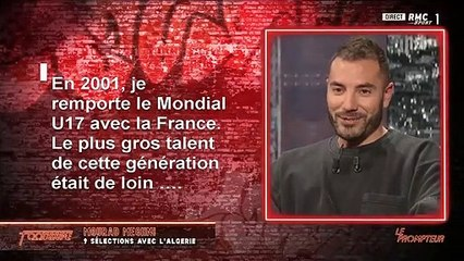 """Mourad Meghni : """"Mon choix pour l'Algérie était motivé par le cœur"""""""