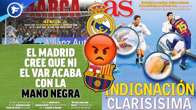 Paul Pogba ne portera plus jamais le maillot de MU, la presse madrilène continue de crier au scandale après le Clasico