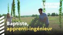 Portrait : Baptiste, apprenti ingénieur à Bordeaux Sciences Agro