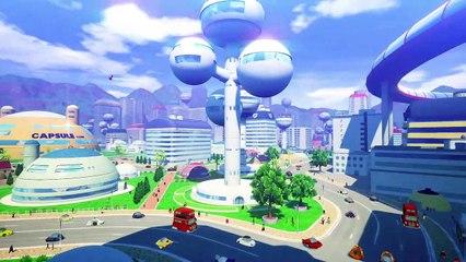 Dragon Ball Z : Kakarot - Trailer d'ouverture CHA-LA HEAD-CHA-LA