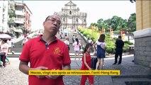 Macao, l'anti Hong Kong, célèbre le 20e anniversaire de sa rétrocession
