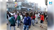 CAA protests turn violent in Kanpur