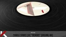 Charlie Sparks (UK) - Tremors (Original Mix) - Official Preview (Autektone Dark)