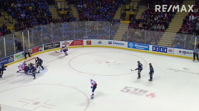 RE/MAX WHL Top 10 Saves of the First Half
