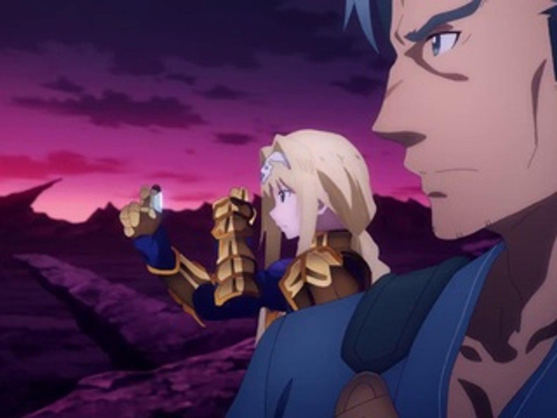 ソード アート オンライン アリシ ゼーション war of underworld the last season