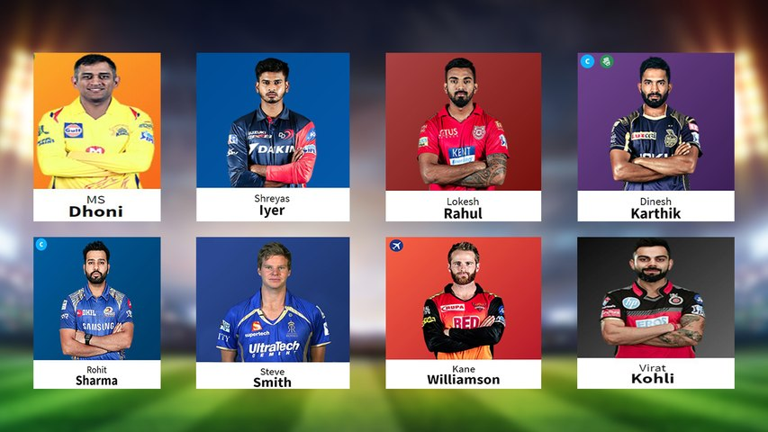 IPL Auction 2020: Money spent by franchise and final squads for all teams