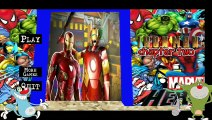 Iron man Granny and grandpa | Granny chapter two with oggy and jack voice