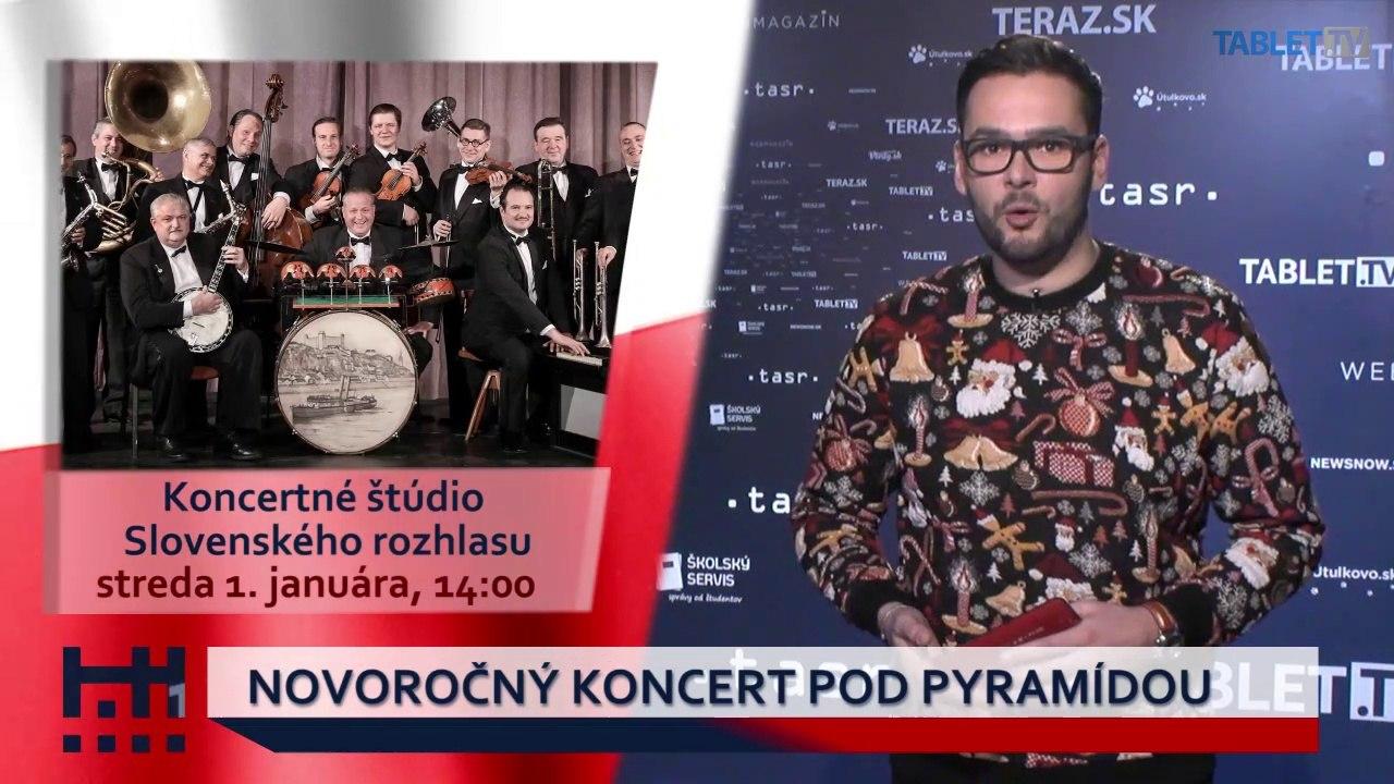 POĎ VON: Silvester v Bratislave a Novoročný koncert