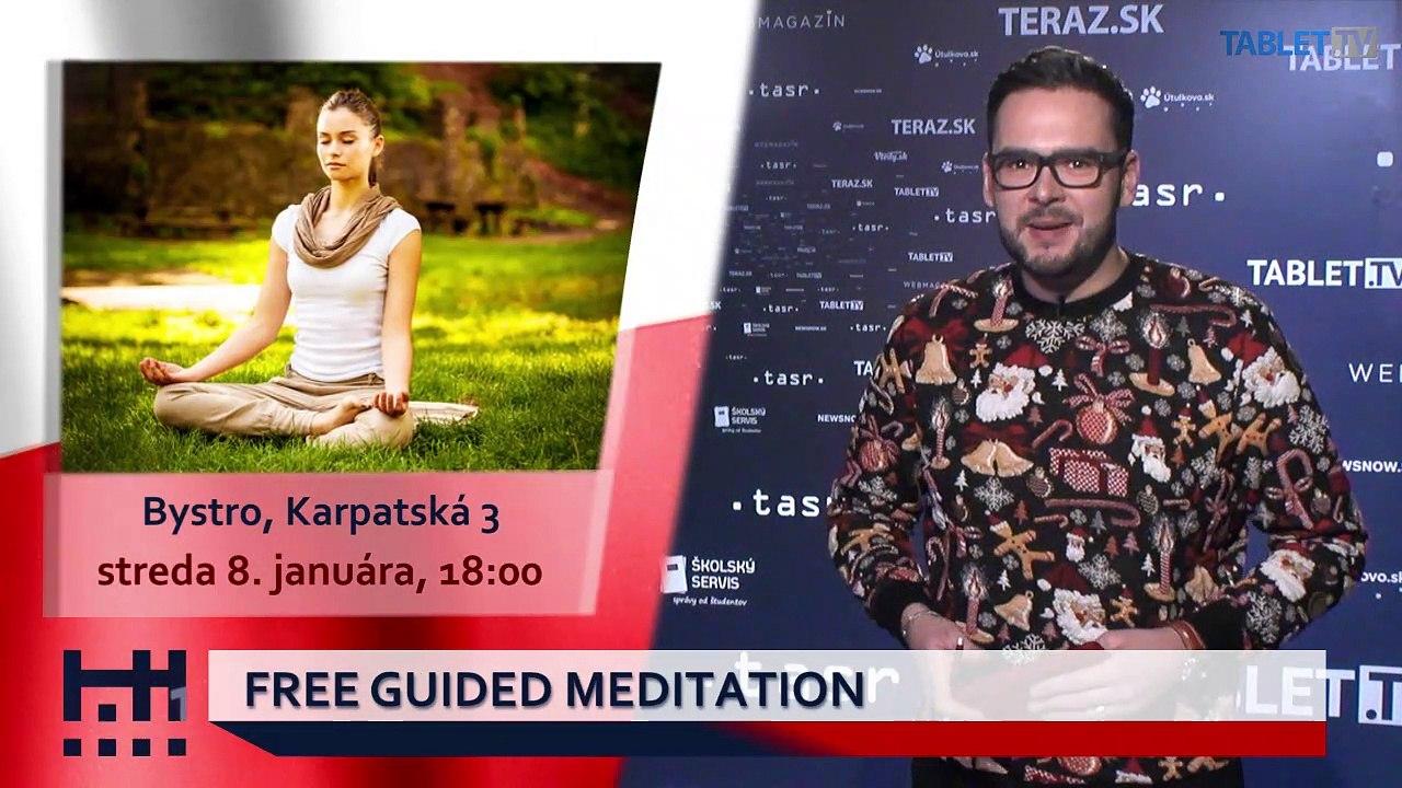 POĎ VON: Free guided meditation a Čaro bakelitu v Múzeu dopravy
