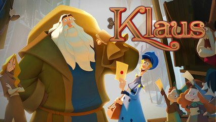 Traditional Animation in Netflix's KLAUS: How Santa Came To BeAllTime Movies
