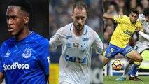 Veja os estrangeiros que já jogaram no Brasil e têm bola para voltar