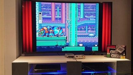 Super Nes Mini : On prend en main Mega Man X