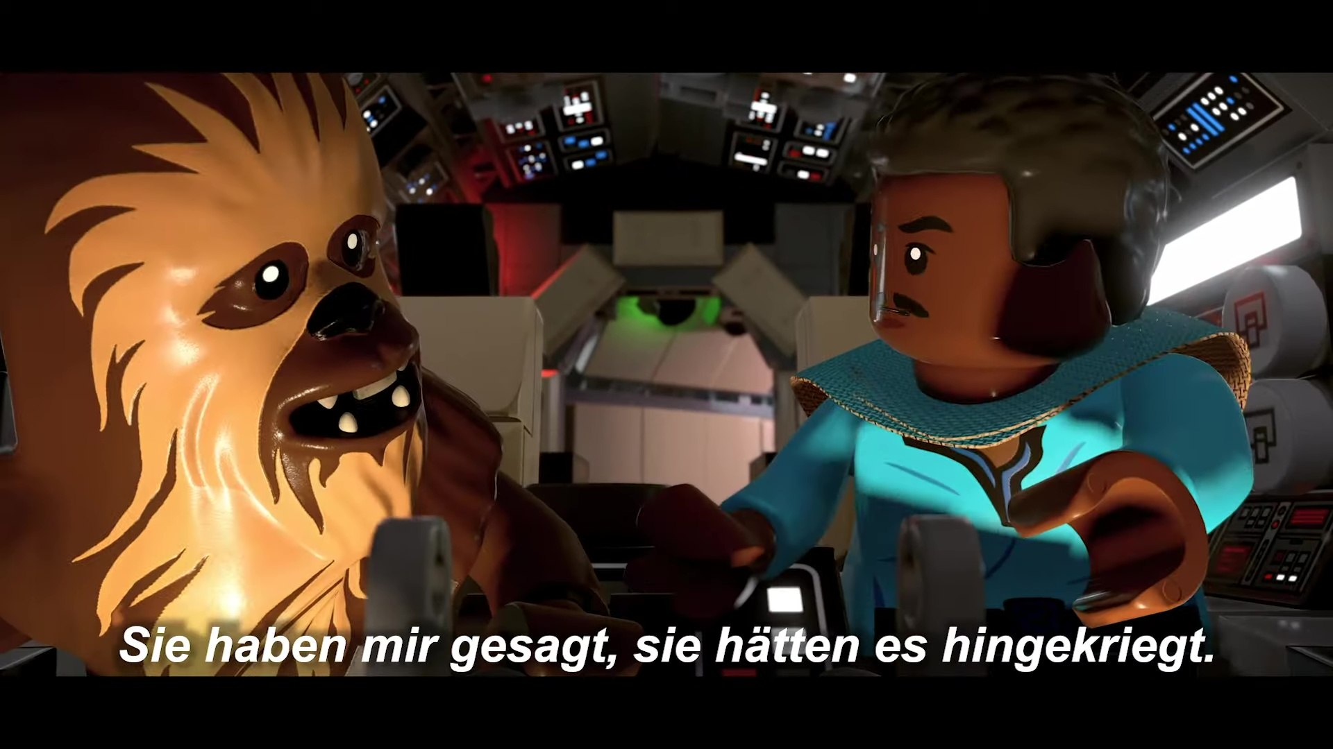 Lego Star Wars The Skywalker Saga Official Sizzle Trailer 2020 Video Dailymotion