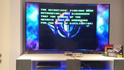 SNES Mini : on se refait Super Metroid !