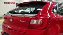 Ini Dia! yang Baru di Suzuki Baleno Hatchback 2019