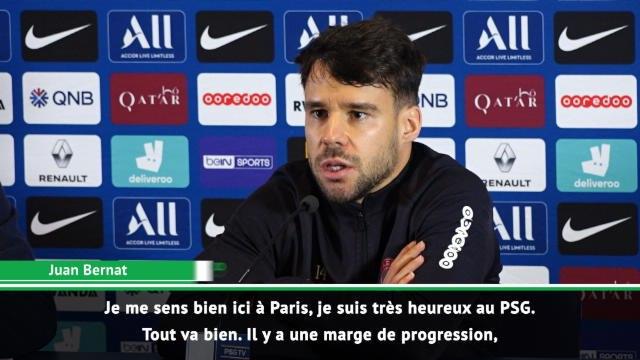 Ligue 1 - Bernat veut rester au PSG